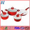 2015 Hot sale nice looking porcelain cookware