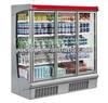 showcase cooler for fruit