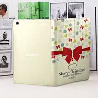 2014 fashion design leather flip cover coach case for apple ipad air