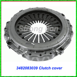 New arrival 3482083039 truck parts Sachs 1470 made in china iso 9001 Scania truck clutch cover
