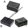 Marble SOAP STONE Inlay Boxes