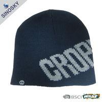 100% acrylic ski hat knitting pattern