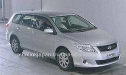 Toyota Corolla Fielder NZE144G 2008