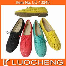 Woman Shoe Oxford OEM Lady Shoe