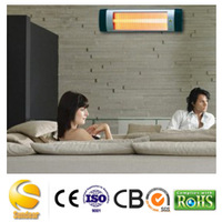 indoor bathroom bedroom infrared heater with CE/CB/GS/ROHS