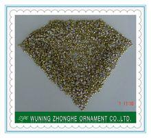 Glass quality machine cut rhinestone choker necklace ss4.5-ss39