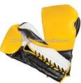 amarillo de subvención estilo guantes de boxeo