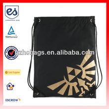 Promotional the Legend of Zelda Polyester Cinch Bag (ESC-)