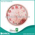 guang zhou dannol casa decoração relógio de parede animados design moderno