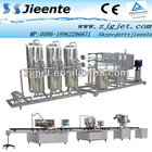 550ml bottle water making and filling machines