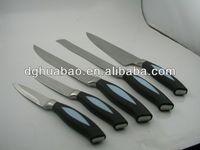 knife set w/block