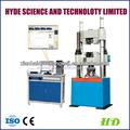 máquina universal de ensaios de testes de tração máquina de ensaio de tração para alumínio