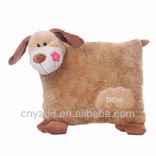 Plush Animal Shape Cushion/Animal Shape Baby Cushion