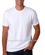 TX0574 Cheap Super Soft Cotton Round Neck Mens Blank T-shirt 2014