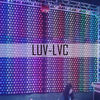 LUV-LVC406 4m*6m 6chs rgb video led dj light curtain