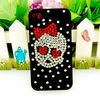2014 hot selling Aliexpress diamond cell mobile phone case for iphone 5/5s