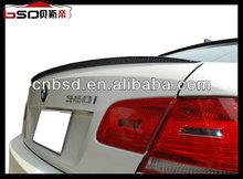 Carbon fiber Rear spoiler For 09-12 BMW 3 Series E92 M3 style Trunk spoiler
