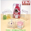 customized pvc jelly tote bag candy handbag
