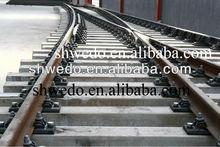 para desvíos de ferrocarril utilizados en concreto del ferrocarril o durmientes de madera