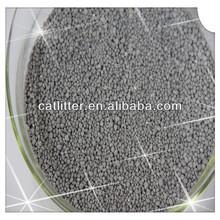 2014 sample free active carbon sodium bentonite kitty litter