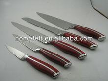 couteau en acier damas fabrication