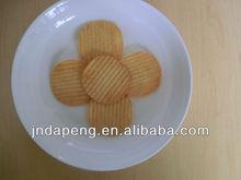 potato chips processing line/Potato Wave Crisps Production line/corn chips production line