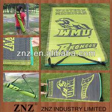 ZNZ PP Jacquard handmade rug