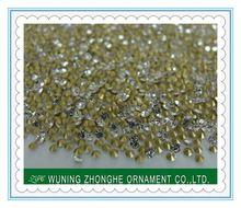 High quality machine cut crystal rhinestones for acrylic nails ss4.5-ss39