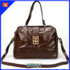 Top quality genuine italian leather bag women genuine leather landbags
