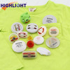 I004 cone ink tag/ink security tags/plastic rf ink tag