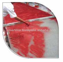 Colored Concrete Hardener