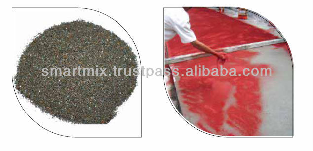 Coloured Excellent Quality Concrete Hardener