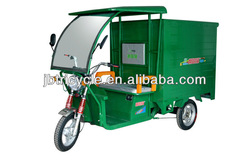 2014 latest Korean cargo van postal electric tricycle