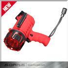 High power 9 led strong light flashlight waterproof floating handheld light 3AA
