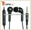 mejor venta de coloridas piezas auriculares con micrófono