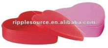 2014 Valentine's day Plastic Chocolate Candy Container