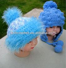 Handmade Knit Crochet Baby Hat Manufacturer, Baby Hat Crochet Pattern