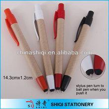 Newest fashion stylus paper pen