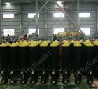Lifting System Log Splitter Hydraulic Cylinder Piston