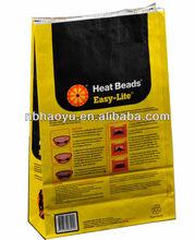 HY-K3083 2013 hot sale recycle saco de paper carvao vegetal