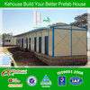 House Modular steel prefab office container house