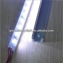 Walmart 5050 14.4w cabinet led rigid light for jewelry ,rigid led light strip,led rigid light bar