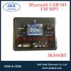 JK866BT Factory bluetooth mp3 player music downloads