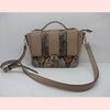 European Quality Lady PU Leather Handbag and Shoulder Bag