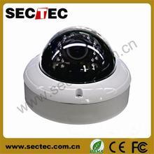 HD SDI 1080P dome security camera rohs