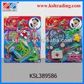 de plástico doctor juego juguetes conjunto de herramientas funny doctor herramientas para el diseño