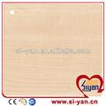 grão de madeira folha de pvc acabamento de móveis