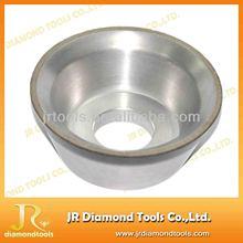 Cup shaped 11A2 diamond tool steel water grinding wheel