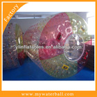 the bubble roller,inflatable water walking rolling ball