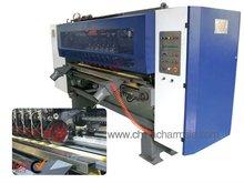 GIGA LXC NC cutoff carton folding and gluing machine